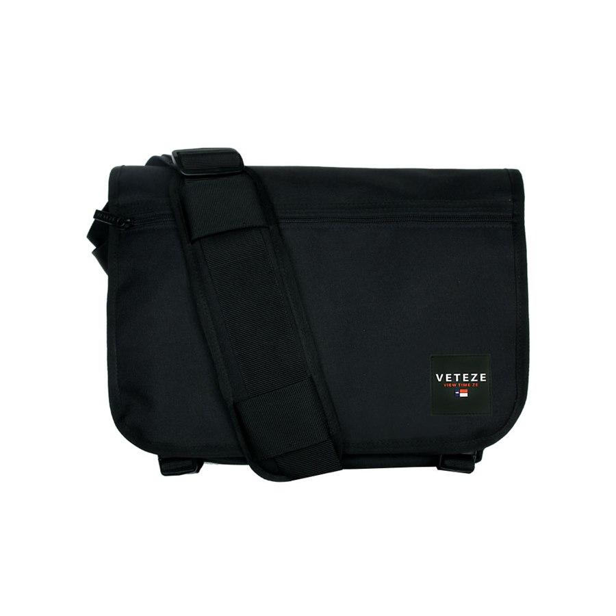[단독할인]RETRO CROSS BAG (Black)