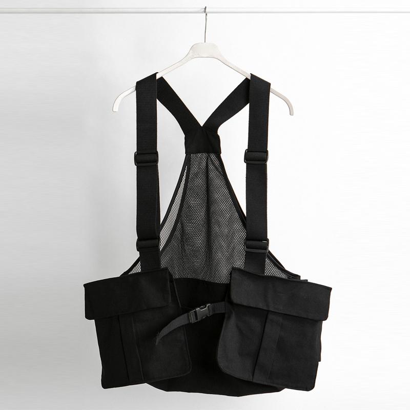 오메르타 2018 Utility Vest Black