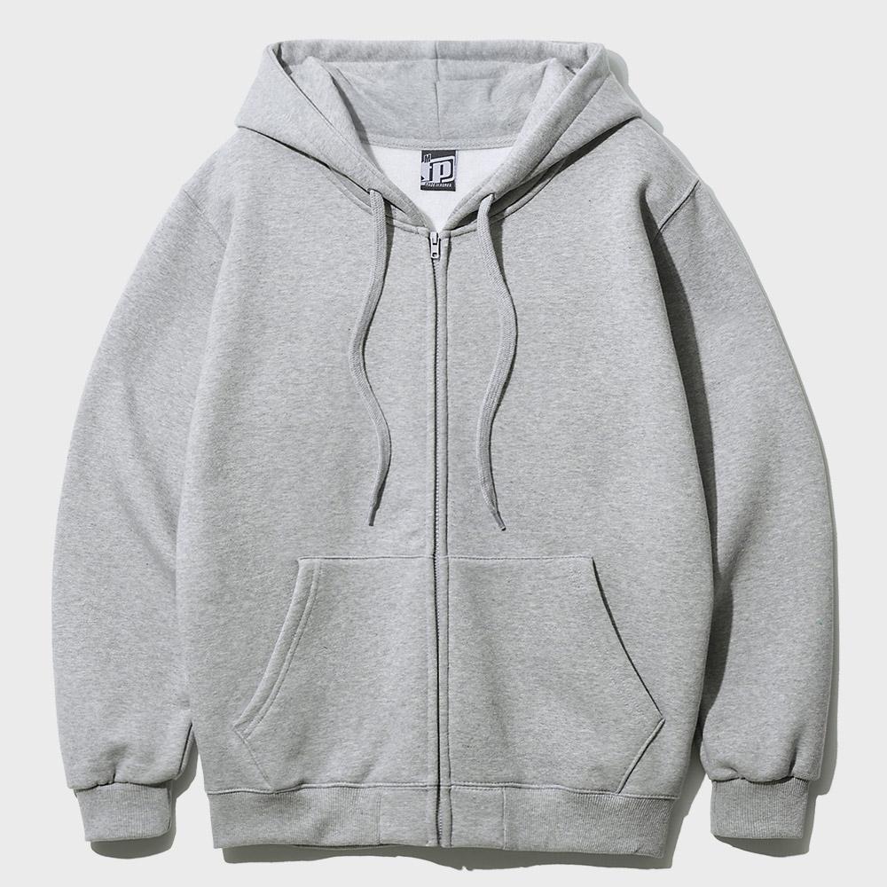 [페플]950g[기모]오리지널무지 집업후드18종