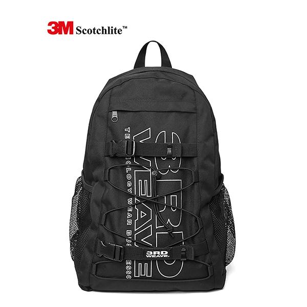 3M SCOTCHLITE™ BACKPACK / BLACK