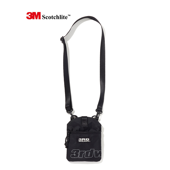 3M SCOTCHLITE™ SPORT BAG / BLACK
