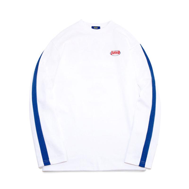 오더플리즈 그래픽 오더 02 화이트_티셔츠