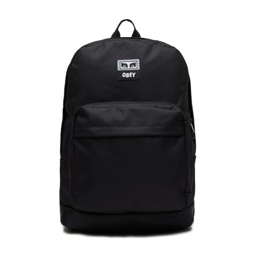 [OBEY] 오베이백팩 DROP OUT JUVEE BACKPACK 100010096 BLACK