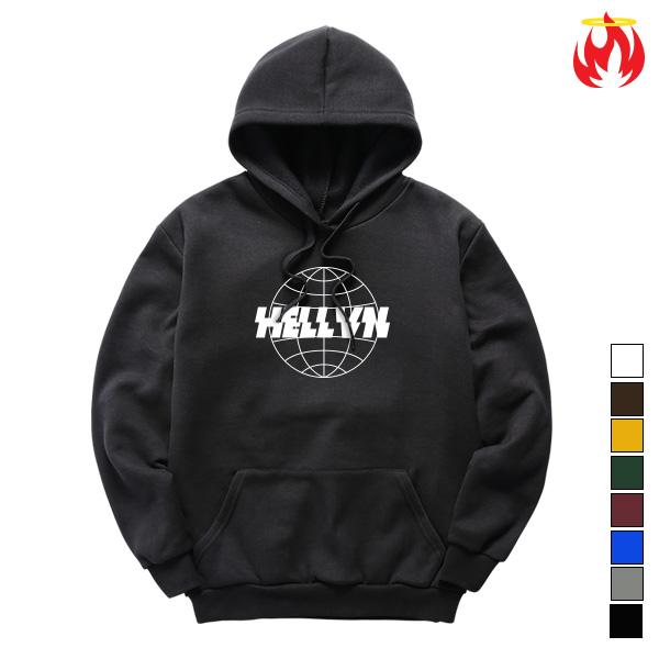 [크루비단독]Globe Model Hellvn Hoody Shirts - 후드티 <SBHH8S-023>