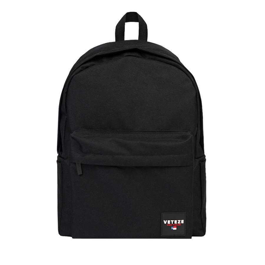 [크루비단독]Base Backpack (black)