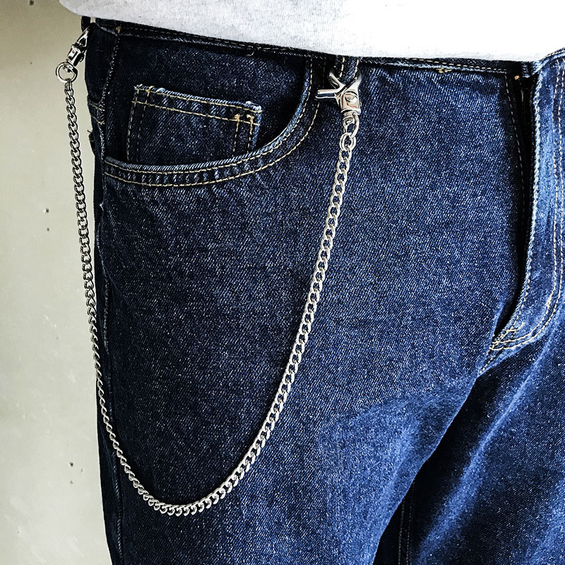 [Unisex]HIPSTER CHAIN (silver)