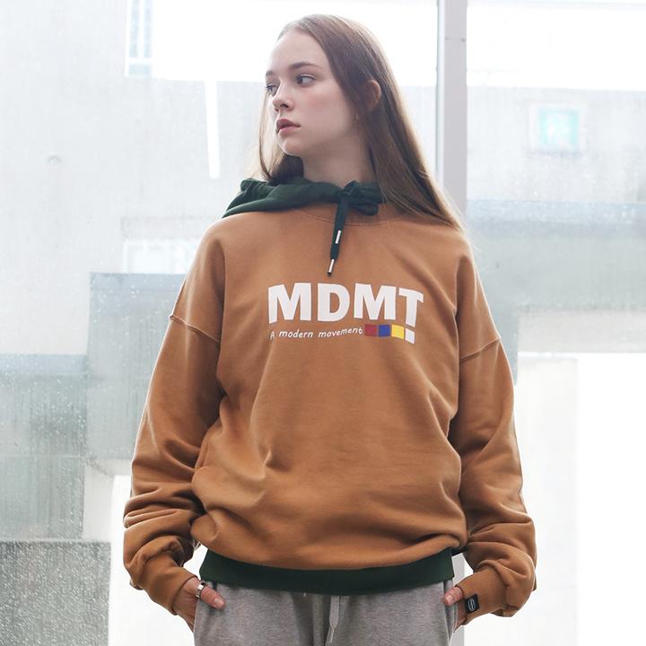 [Unisex]MONDRIAN MTM(brown)