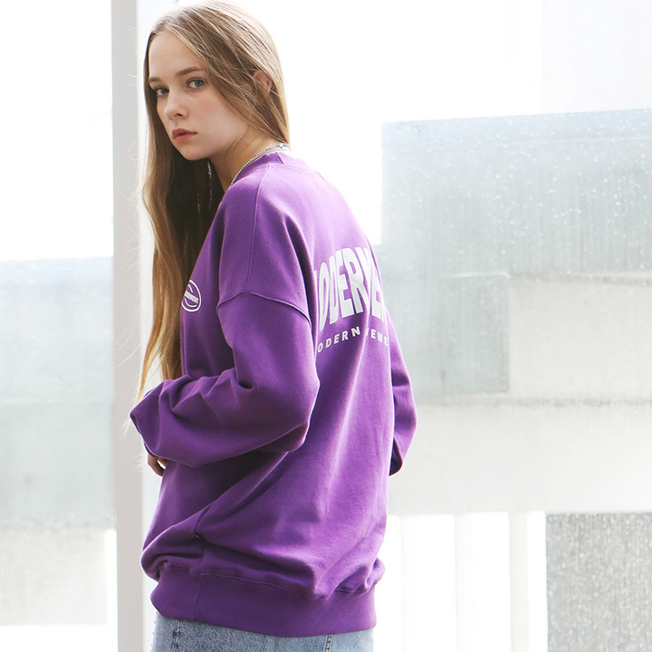 [Unisex]SCOTCH LOGO MTM(purple)