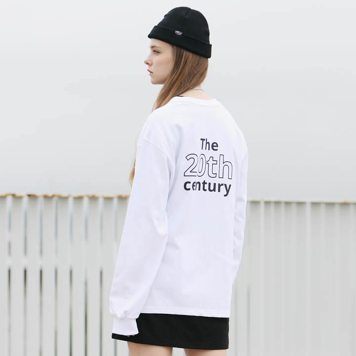 [Unisex] COUNTRY BANDING T-SHIRTS(white)