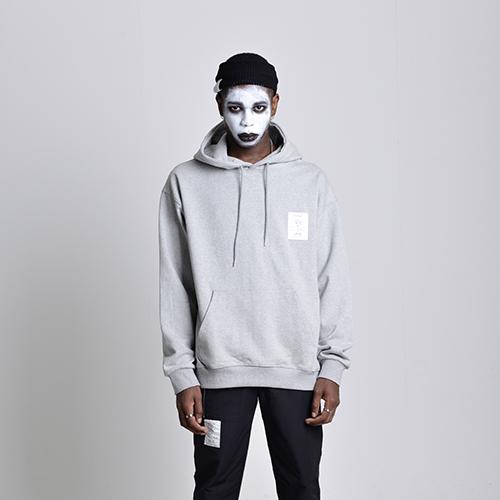 Heavy weight hoodie (gray)