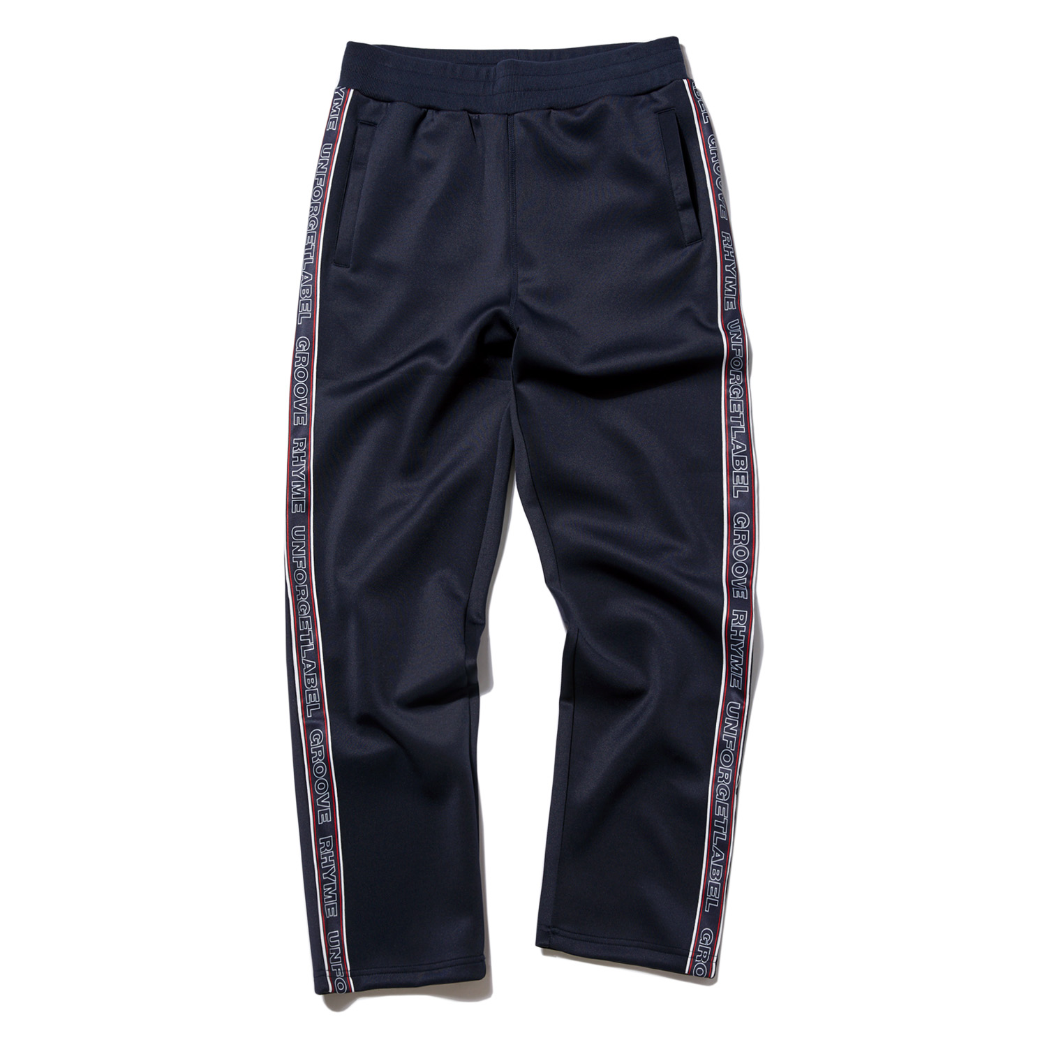 [단독할인]2018 JERSEY RUSSELL LOGO TAPE SET TRAINING PANTS (NAVY) [GTP003G33NA]