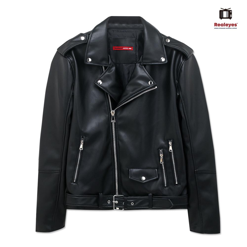 리얼아이즈 히든 포인트 라이더 재킷