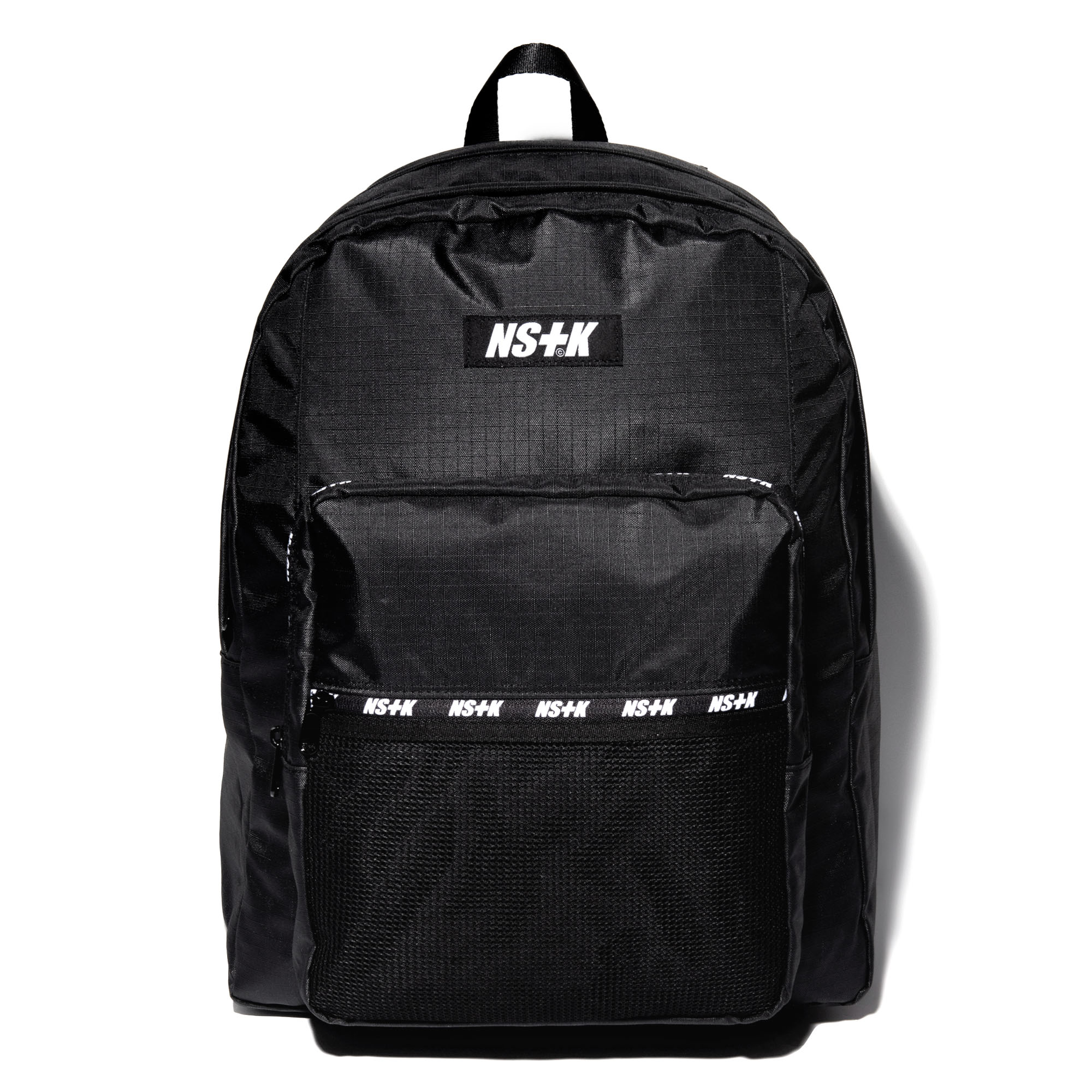 [단독할인]NSTK LINE NET BACKBPACK BLACK (NK18A093H)