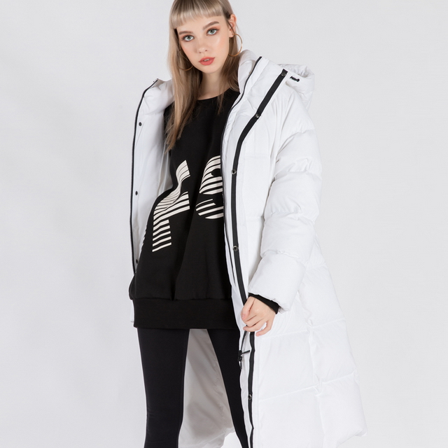 [단독할인]RDS BANFF BENCH PARKA (SAW3DJ01) (WHITE)