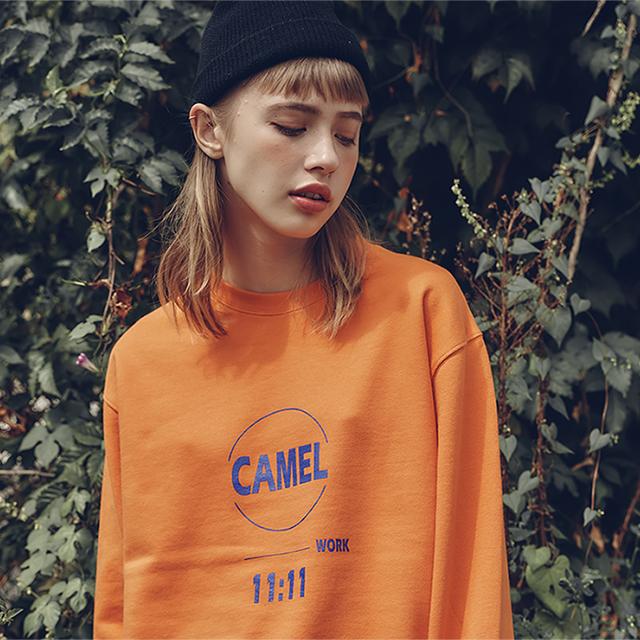 11:11 Sweatshirts(Orange)