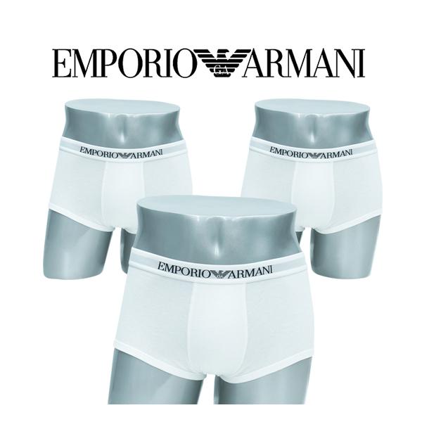 [EA]엠포리오 아르마니 남성 면 드로즈 3종 / 16510