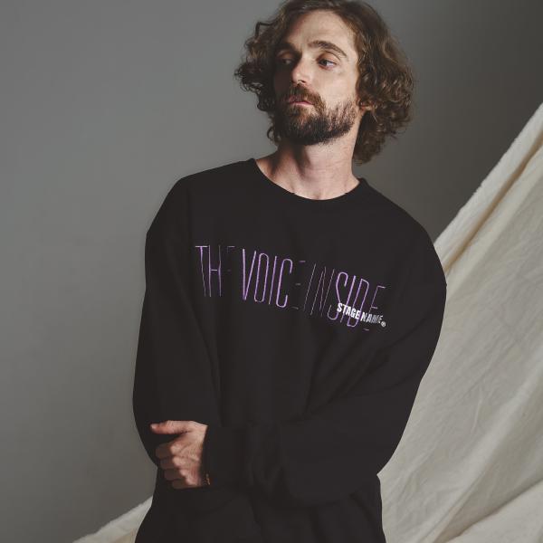 STG voice shirts_BLACK