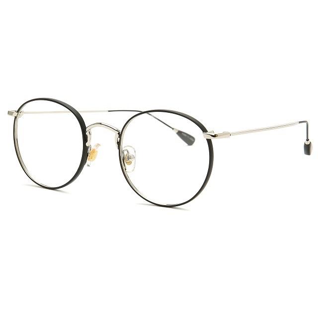RECLOW 52015 BLACK SILVER 안경