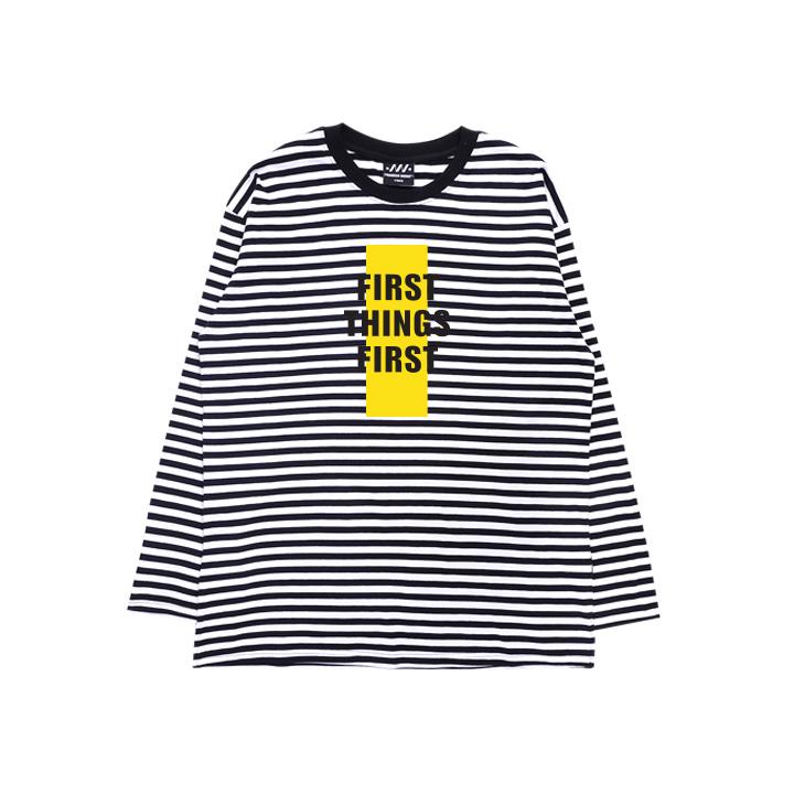 FTF 단가라 티셔츠
