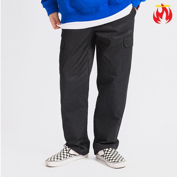Pocket Hellvn String Pants - 포켓스트링팬츠