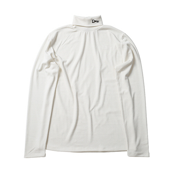 [워너원 하성운 착용] Logo turtleneck [ white ]