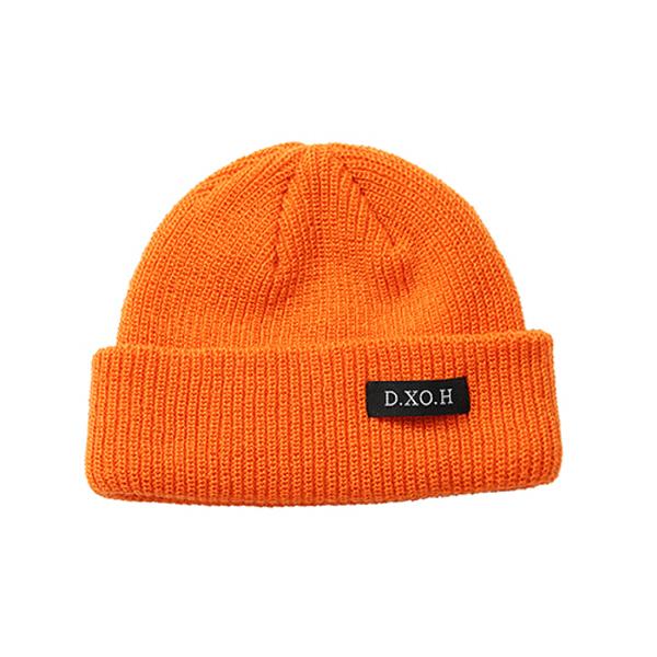 Logo beanie [ orange ]