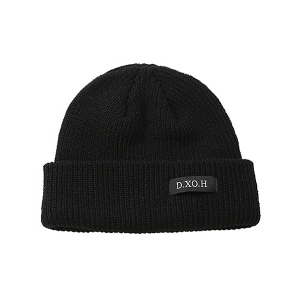 Logo beanie [ black ]