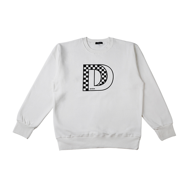 Check D MTM [White]