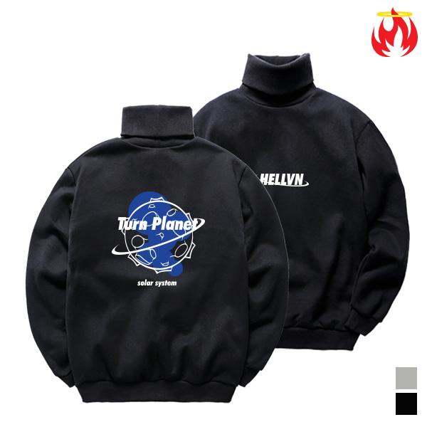 Turn Planet Hellvn Poloneck - 목폴라 <SBPH8S-029>