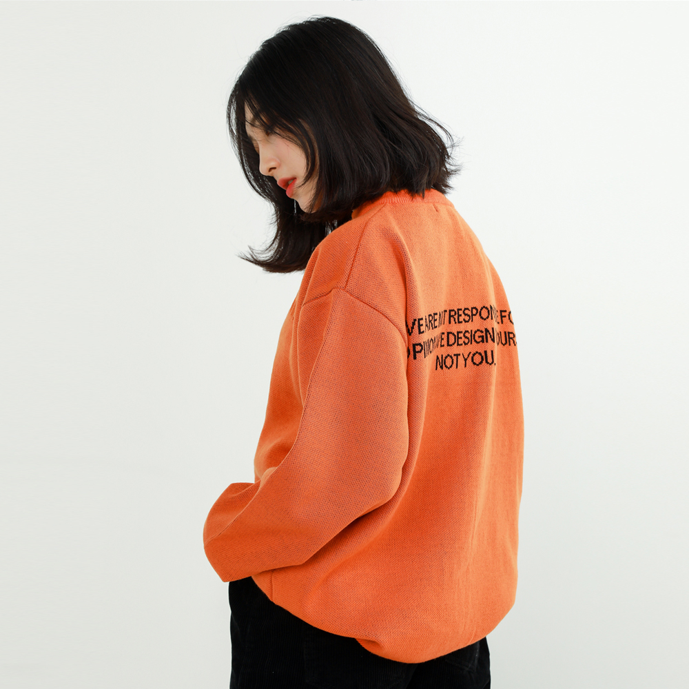MADMARS LETTERING KINT_ORANGE