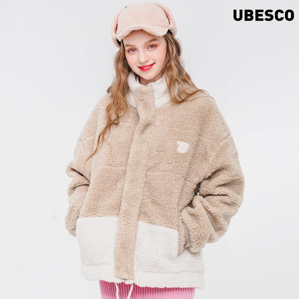 [유베스코] 리드미컬 양털 자켓 3종 JUOT8040