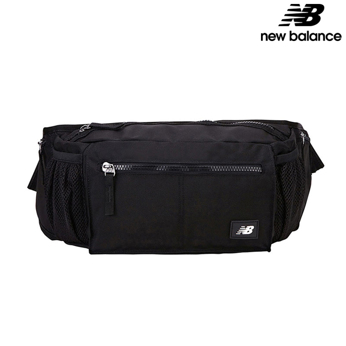 [국내배송]NBGC8BE205-BK 뉴발란스 어반 웨이스트백 힙색 가방