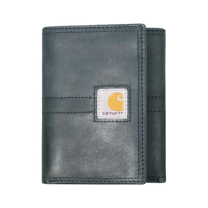칼하트 레거시 트리폴드 지갑 블랙 / 61-CH2312-001