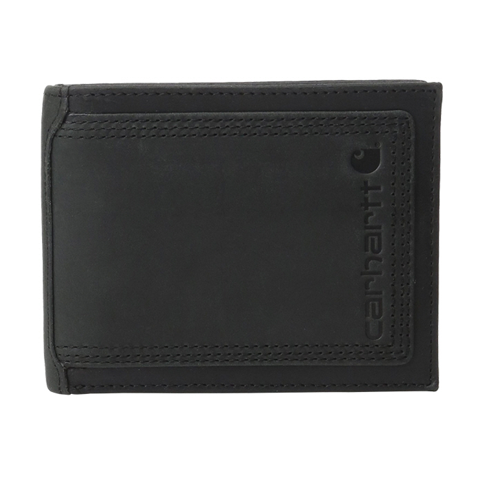 칼하트 디트로이트 패스케이스 지갑 블랙 / CH-62243-001