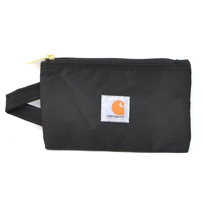 칼하트 멀티파우치 블랙 M / 10090201