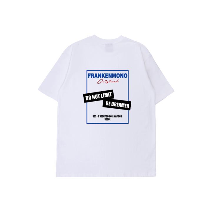 프랑켄 리미트 티셔츠