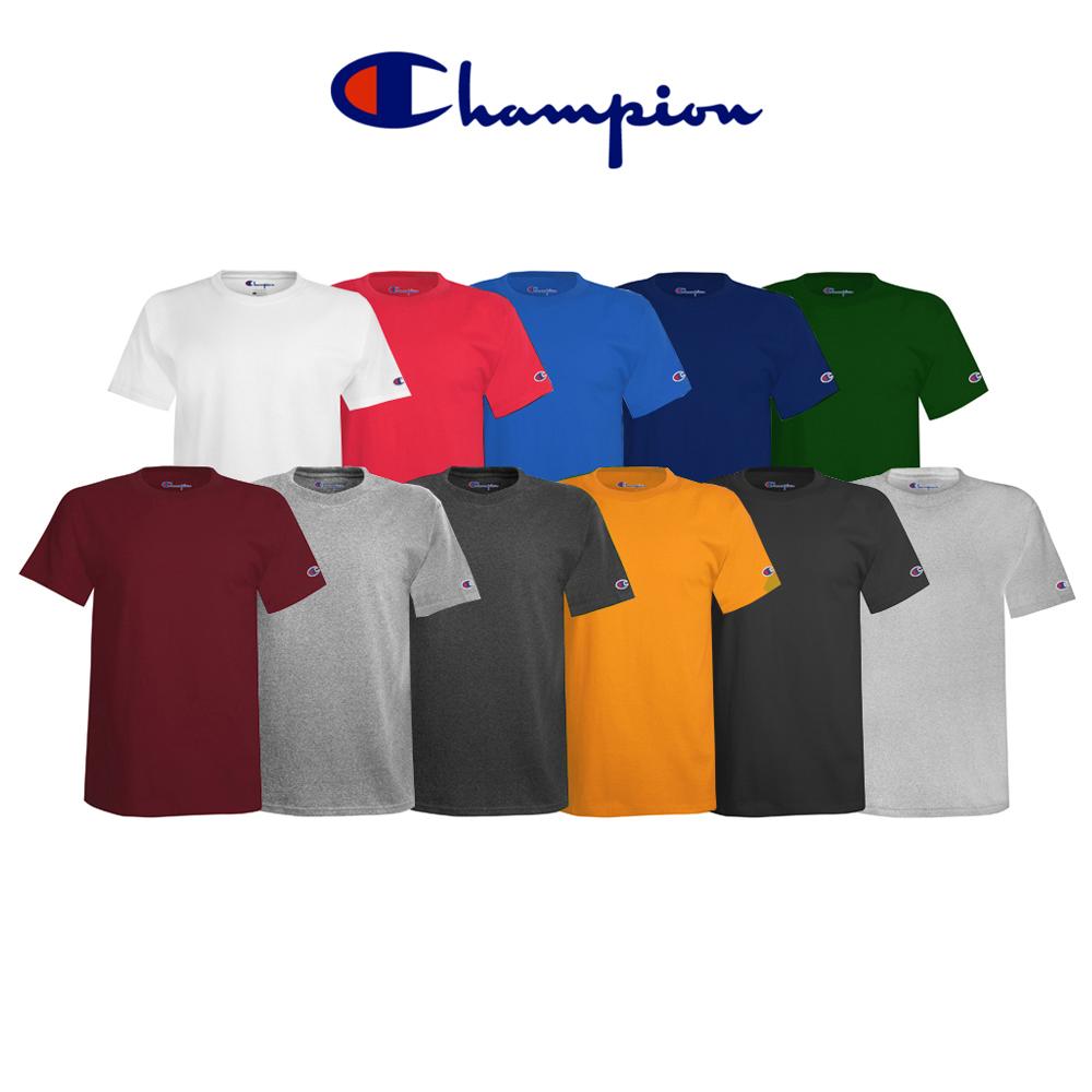 챔피온 반팔 티셔츠