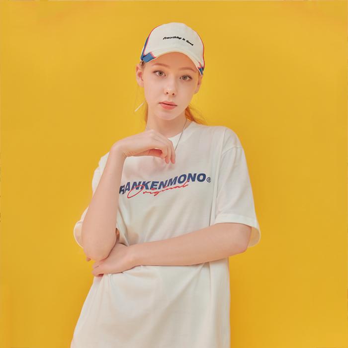 [2019년 신상] 오리지널 모노 반팔 티셔츠