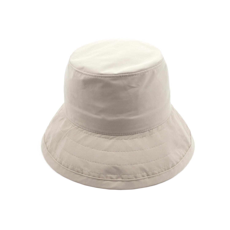 Short bucket hat_Beige