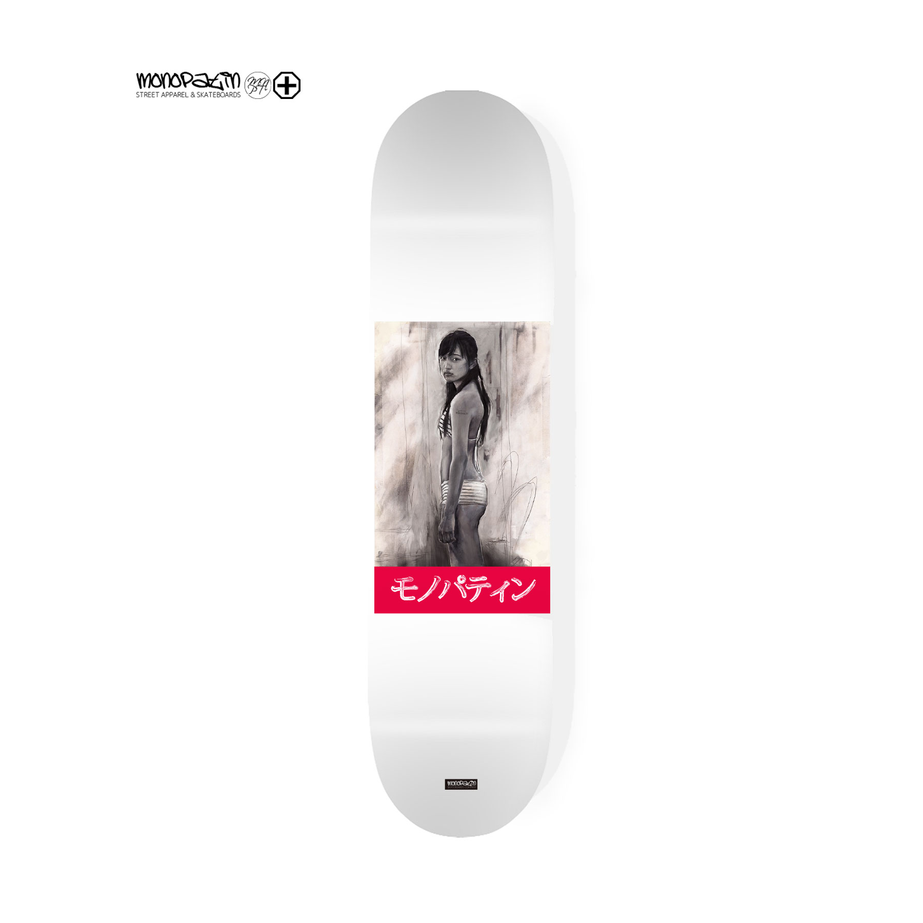 nippon girl 스케이트보드 데크