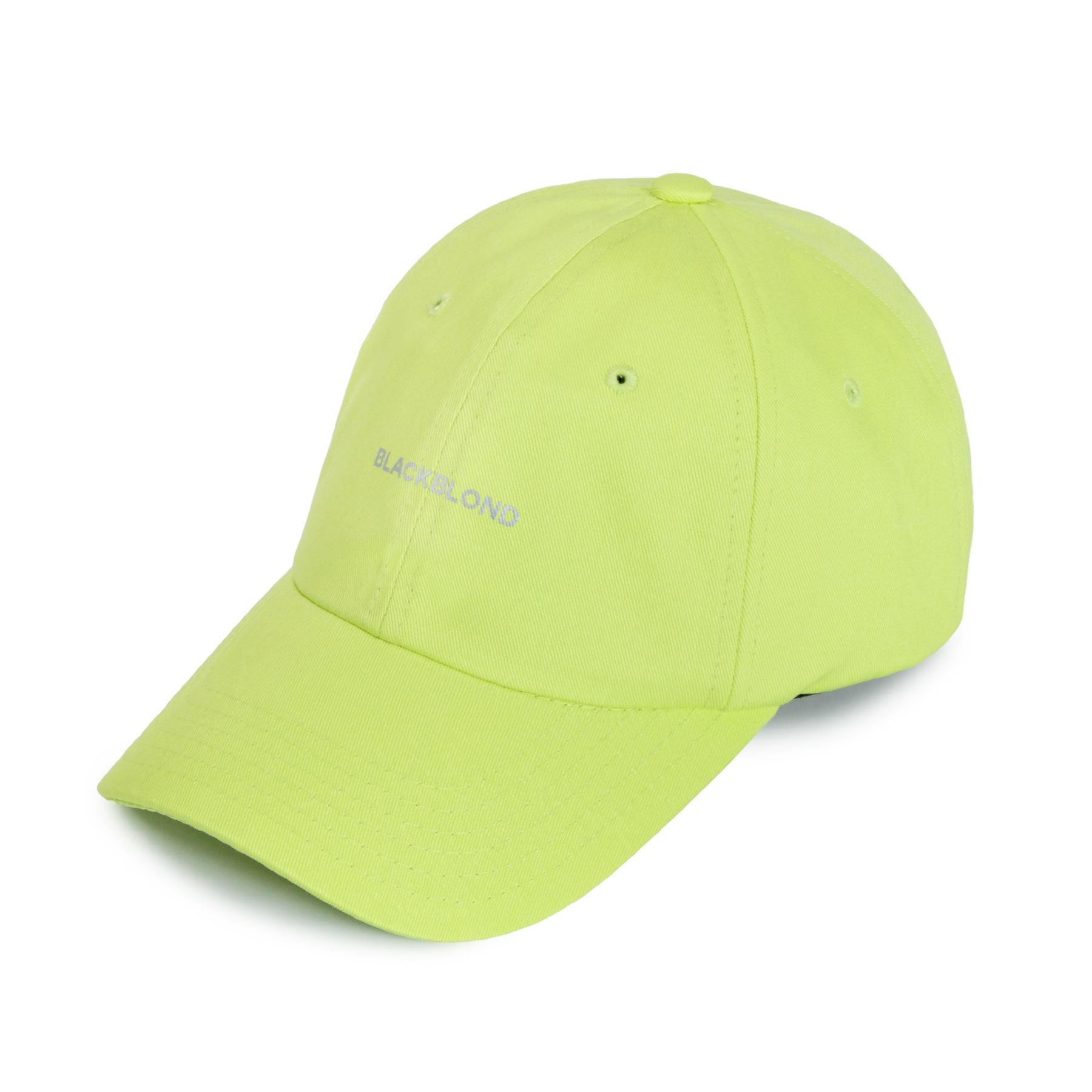 BBD Reflection Logo Cap (Neon)