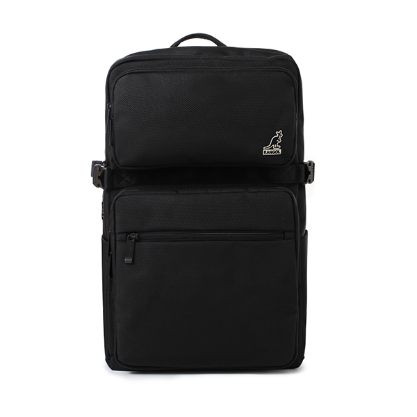 Tass Backpack Square 1326 BLACK