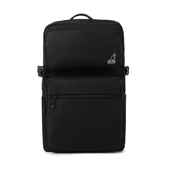 [신학기특가]Tass Backpack Square 1326 BLACK