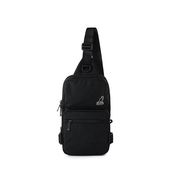 Tass Sling Bag 1246 BLACK