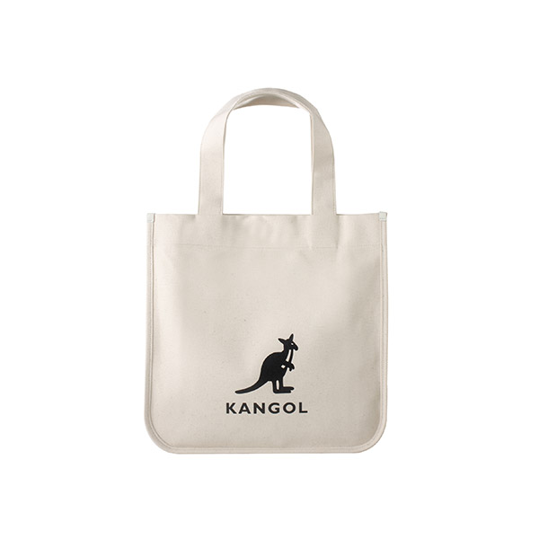 Canvas Tote Bag Large 3752 IVORY