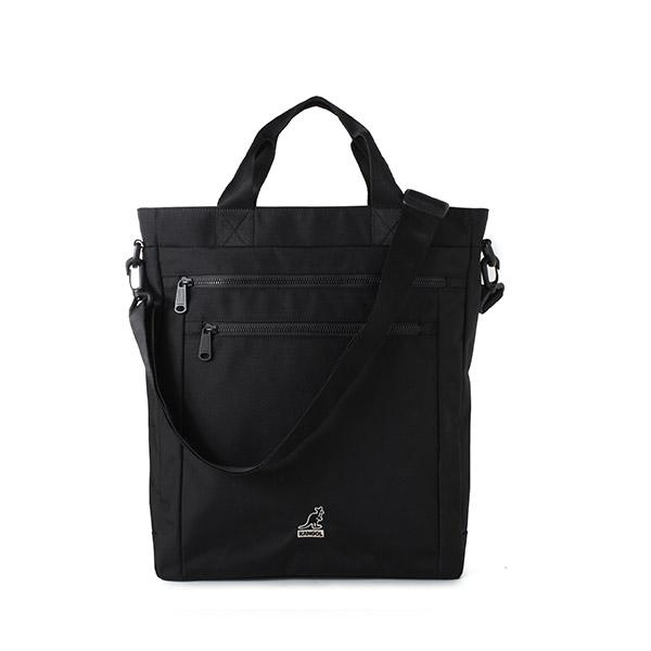 Zip Tote Bag 3749 BLACK