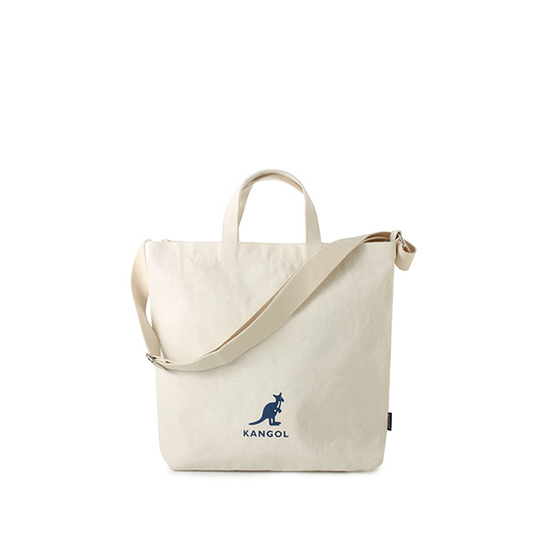Eco Friendly Bag Zippi 0030 IVORY