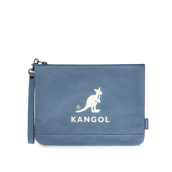 Eco Clutch Bag Zoe 5019 MELANGE BLUE