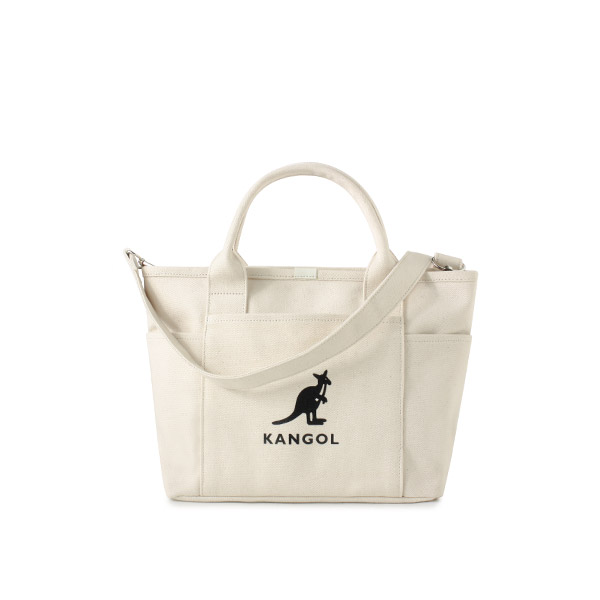 Canvas Tote Bag Picnic 3753 IVORY