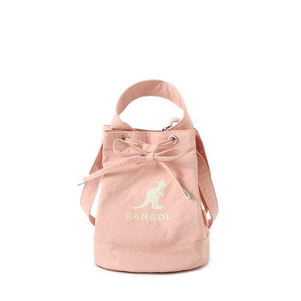 Alice Ⅱ Nylon Bucket Bag 3750 PINK